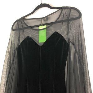 NWT H&M Batwing Dress - Size 2